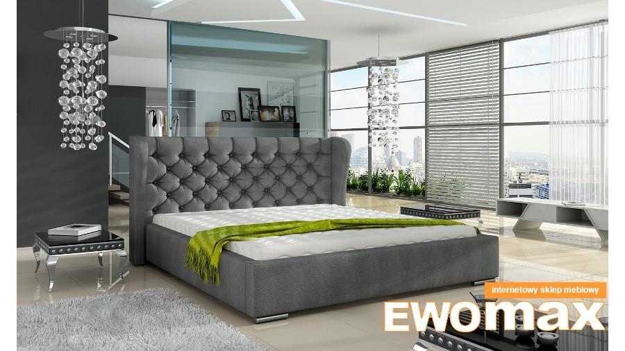 łóżko Preston Z Pojemnikiem 160x200 łóżka Sypialniane